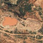 Bakwanga Diamond Mine (Google Maps)
