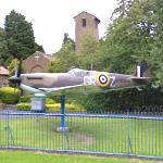 Supermarine Spitfire Replica