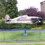 Hawker Hurricane Replica (StreetView)