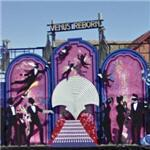 Blackpool Illuminations 'Venus Reborn' (StreetView)
