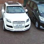 Tuned Audi Q7
