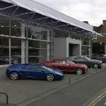 Gallardo, GTC and Brooklands (StreetView)
