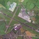 Cardiff International Airport (Google Maps)