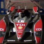 Audi R10 TDI Race Car