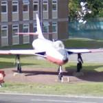 Hawker Hunter F.6A (StreetView)