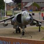 BAE Systems Harrier GR.3 (StreetView)