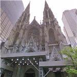 Saint Patrick's Cathedral - New York (StreetView)