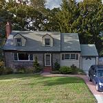Ray & Debra's house from 'Everybody Loves Raymond' (StreetView)