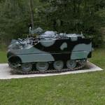 Armored Personnel Carrier ? (StreetView)