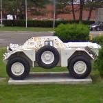 Ferret Scout Car