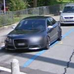 Audi RS4 (StreetView)
