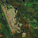 Eielson Air Force Base (Google Maps)
