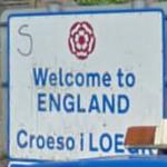 'Welcome to England'