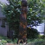 Dragon Tree Sculpture (StreetView)