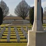 WWI: Vieille-Chapelle New Military Cemetery
