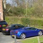 BMW M3 and Lamborghini Gallardo (StreetView)