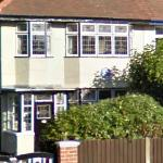 John Lennon's Childhood House (StreetView)