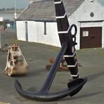 Anchor from HMS Conway