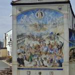 Saltash Mural by David Whittley
