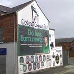 Glentoran Community Trust Mural Project