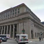 Chicago Amtrak Station (StreetView)