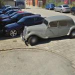 Citroën Traction Avant (StreetView)