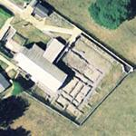 Binchester Roman Fort (Google Maps)