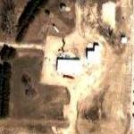 Former Atlas F Missile Site 551-12 (Google Maps)