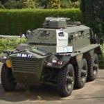 FV603 Saracen Armoured Personnel Carrier