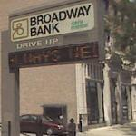 Broadway Bank (StreetView)