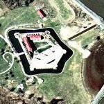 Fort Delaware (Google Maps)