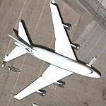 Boeing 747SP-21 (Google Maps)