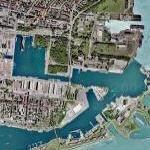 Wilhelmshaven harbor