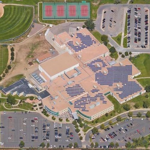 Columbine High School In Littleton, CO