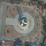 North Korean Workers Party Monument (Google Maps)