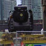 Canadian National No. 6213 Steam Locomotive (StreetView)