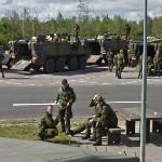 Danish military... (StreetView)