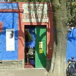 La Casa Azul. Museo Frida Kahlo (StreetView)