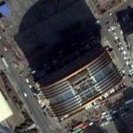Coin Shaped Building (Google Maps)