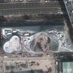 Shanghai Expo 2010 - Spain (under construction)