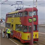 Blackpool Jubilee car