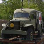 WWII US Army Ambulance