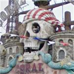 Coral Island Skull (StreetView)