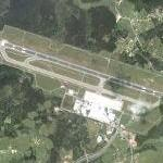 Asturias airport (Google Maps)