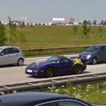 Corvette convertible (StreetView)