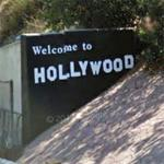 """Welcome to Hollywood"" sign"