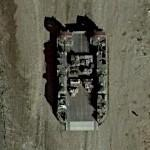 Landing Craft Air Cushion (LCAC) (Google Maps)