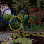 Olympic Rings (StreetView)