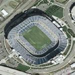 Bank of America Stadium (Google Maps)