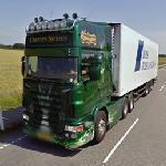 The Dragon (Scania R Topline custom truck)